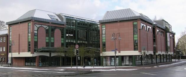 Die Stadtbibliothek Gütersloh